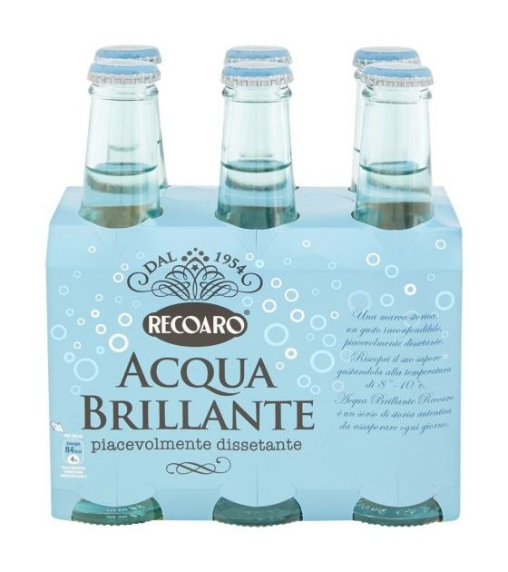 6acqua brillante recoaro